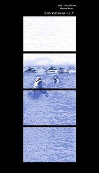Aqua  Glossy Wall Tiles