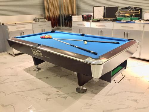 9' Imported Pool Table(SBA Magnum)