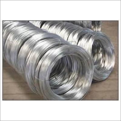 Round Galvanized Iron Wire