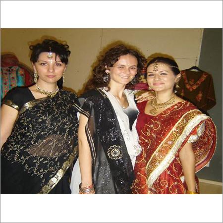 We Dress Romanians the Indian Way