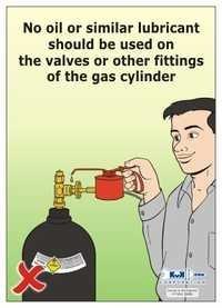 Cylinder Safety Poster