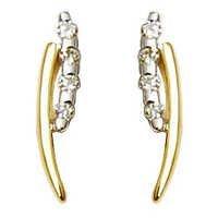 Designer Gold Earrings Online