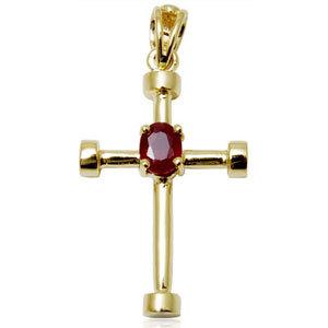 Cross gold Pendants