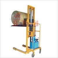 Hydraulic Stacker Electric Paper Reel Stacker