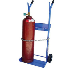 Cylinder Trolley(Double Gas)