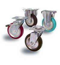 Pressed Steel Casters