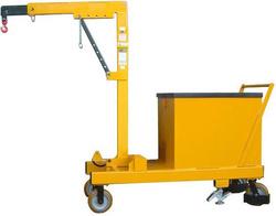 Battery Operate Floor Crane