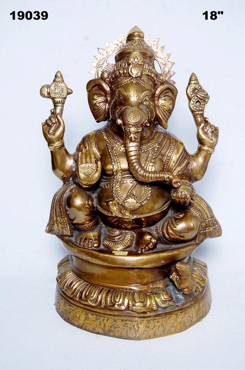 God Ganesh Statues