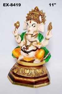 Gansh Statue