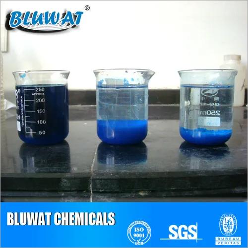 Agent décolorant de l'eau