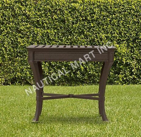 VINTAGE ANTIBES SIDE TABLE