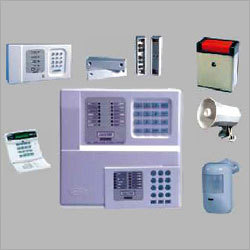 Burglar Detection Systems