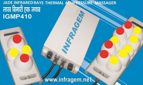 Thermal Acupressure Machine Double Projector