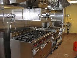 Restaurant Kitchen Image