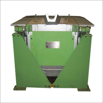 Small Crucible Induction Furnace