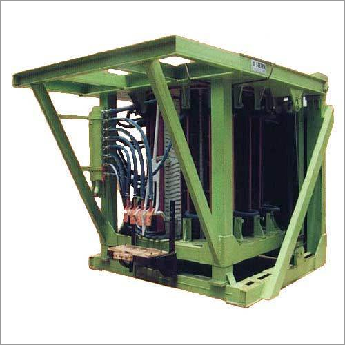 Big Crucible Induction Furnace