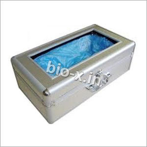 Aluminium Alloy Shoe Cover Dispenser