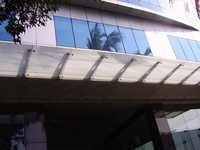 Designer Glass Canopies