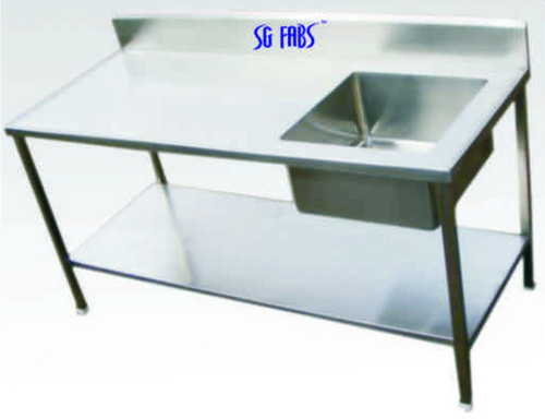 Work Table With Sinkstainless Steel Work Table With Sinkwork Table - Stainless steel work table with sink