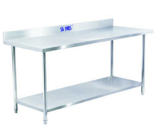 Work Table With Flashguard
