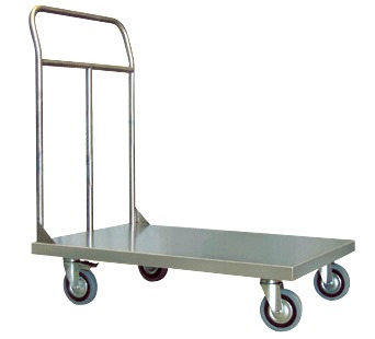 Platform Stainless Steel Trolley