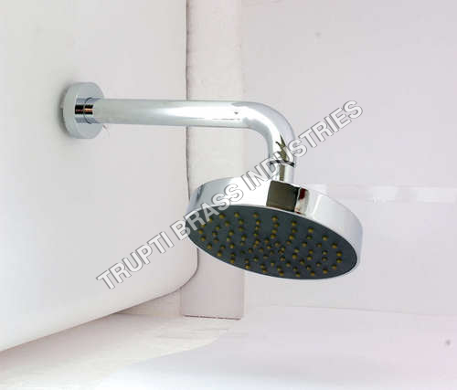 Qubix Round Shower
