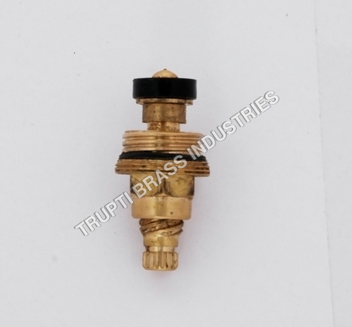 Brass Tap Spindle