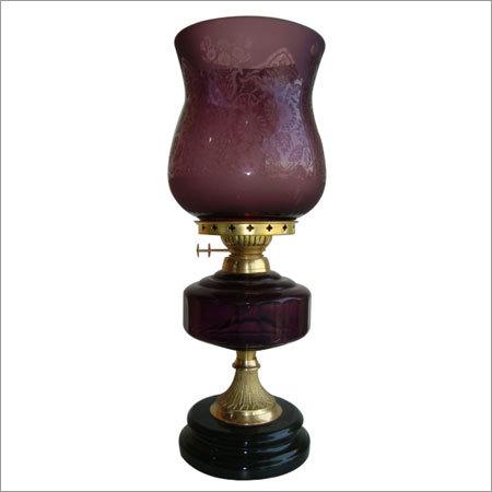 Designer Purple Lamps