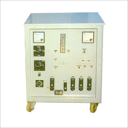 Float Cum Boost Charger For Telecom Operation