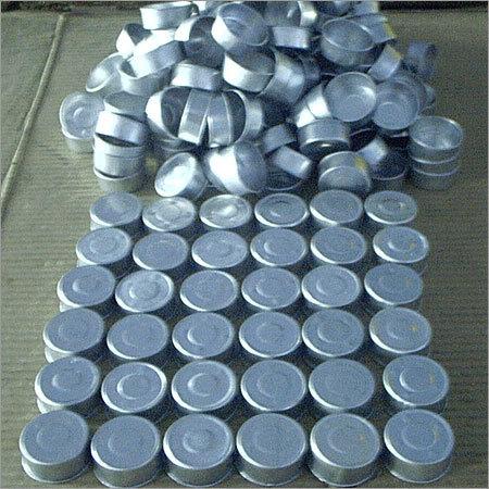 Aluminum T-Lite Caps