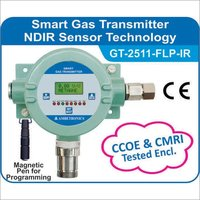 Infrared Gas Sensor Transmitter
