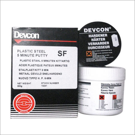 Devcon Plastic Steel 5 Minute Putty
