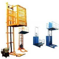 Hydraulic Goods Lifts