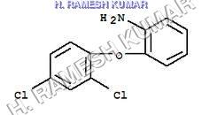 2 Amino 2 ;4 Dichloro Di  phenyl Ether
