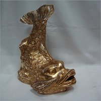 Golden Fish Pot