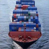 Contianer in Vessel