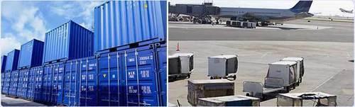 Inbound & Outbound Cargo Clearance