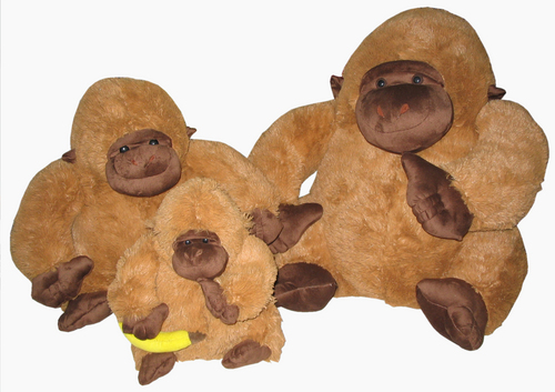 Chimp Stuffed Toy