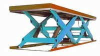 Double Horizontal Scissor Lift