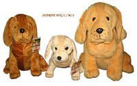 Shar Pei Dogs Stuffed Toy