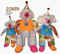 Joker Stuffed Toys