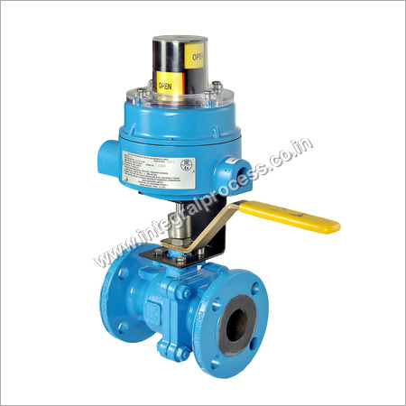 Two Piece Ball Valves