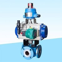 Three Piece Ball Valves<