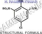 4 Chloro 2 Amino Phenol 6 Sulphonic Acid