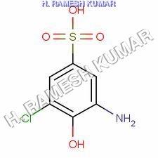 6 Chloro 2 Amino Phenol 4 Sulphonic Acid
