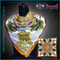 Printed Fashion Square Scarves