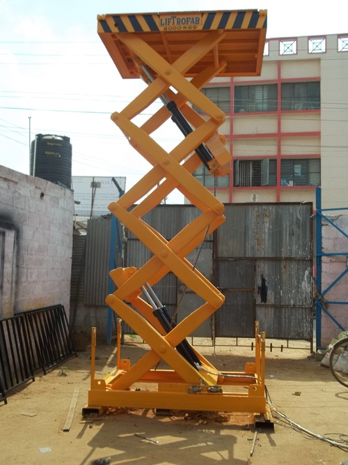 Scissor Lift Carts