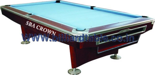 8' Imported American Pool Table(SBA Crown)