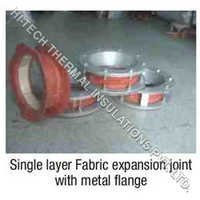 Single Layer Fabric Expansion Joints