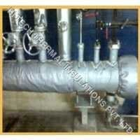 Energy Saving Jacket For Manifold & Valve Cover